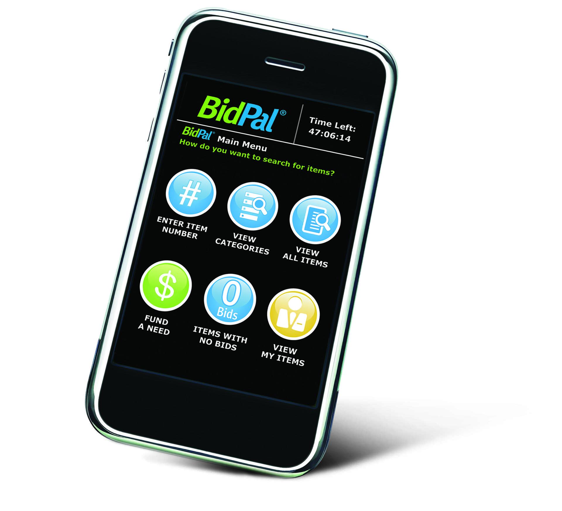 BIDPAL PHONE