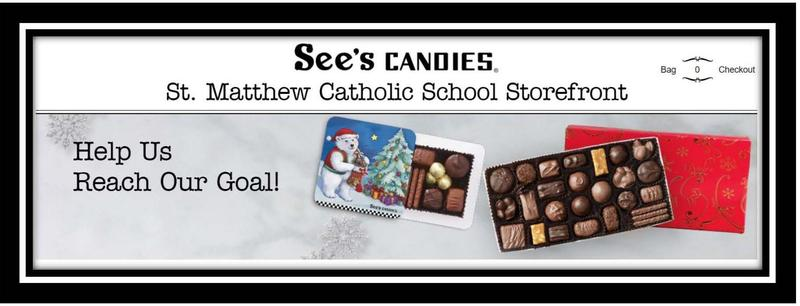 See's Candies St. Matthew Catholic School Storefront Featured Photo