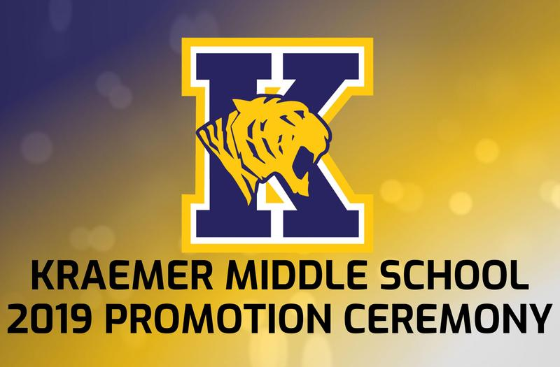 8th Grade Promotion Live Stream on June 13