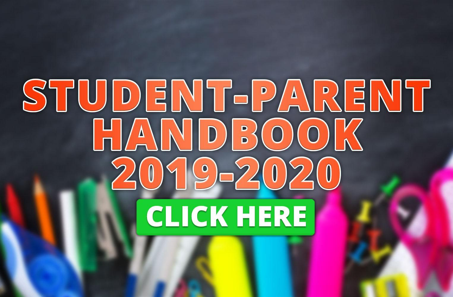 Mabel Paine Student-Parent Handbook (2019-2020)