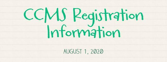 Registration Newsletter From Ms. Villafranca Thumbnail Image