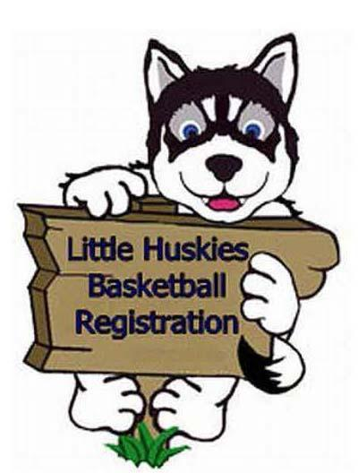 Little Huskies Boys' Basketball Registration