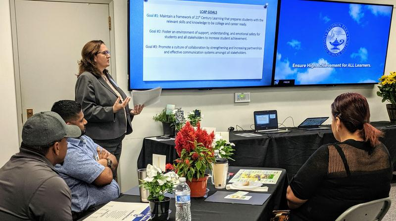 Baldwin Park Unified welcomed 11 new teachers, faculty and staff members during the District's annual New Hire Orientation.
