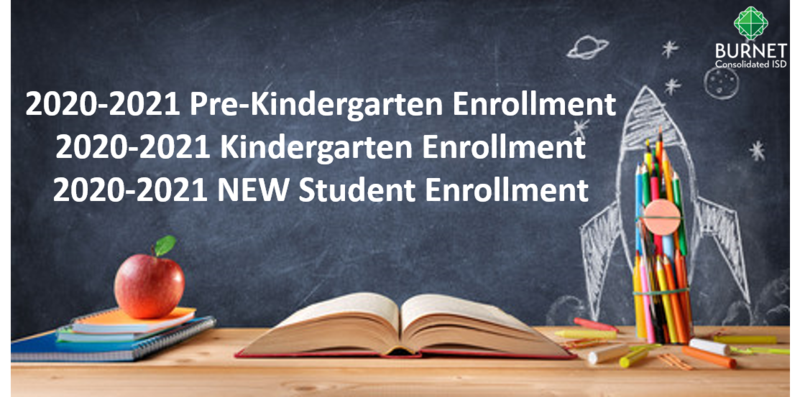 New Student Enrollment/ Pre-K and Kindergarten Round-Up Information Thumbnail Image