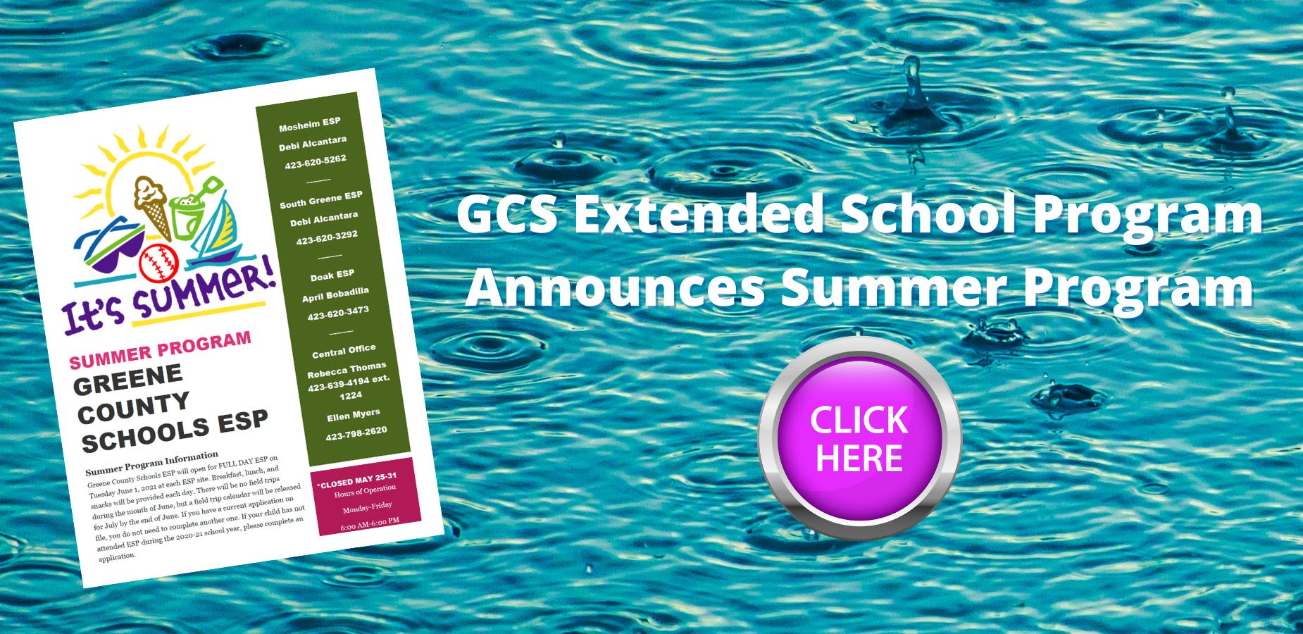 ESP Summer Program