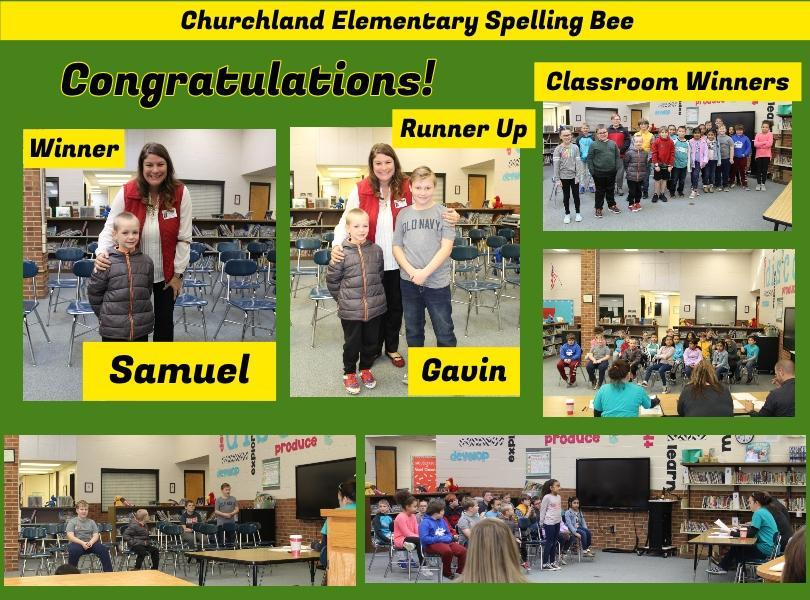 Images from Spelling Bee