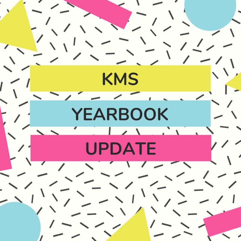 KMS Yearbook Update Featured Photo