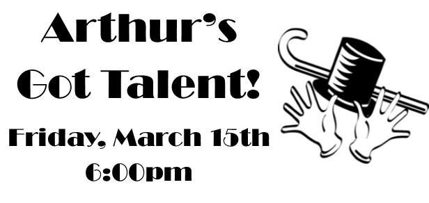 Kids, do you have a talent you would like to perform?  Click for information on how to sign up for auditions! Thumbnail Image