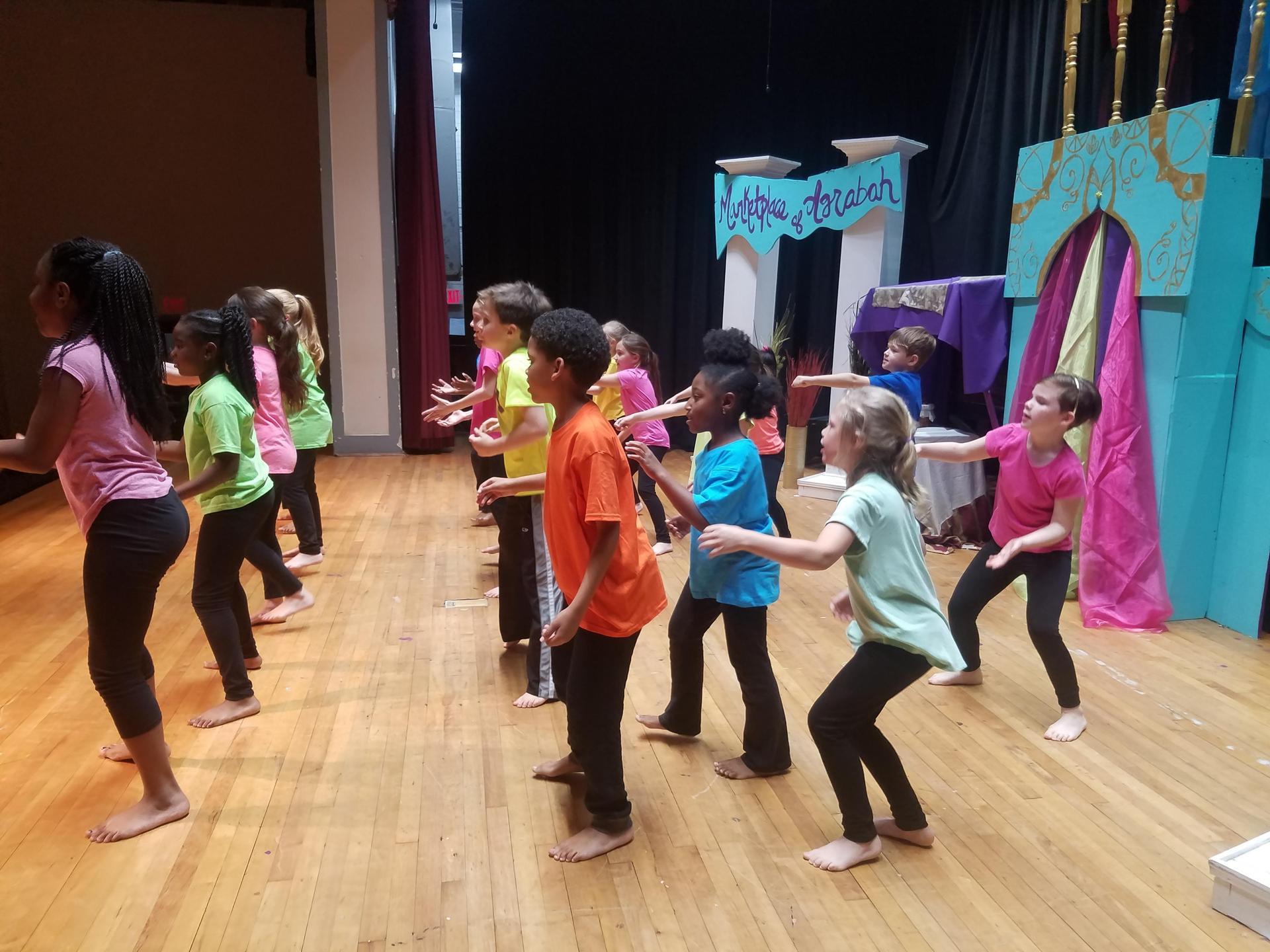 Lexington 2's Dance and Theatre Showcase