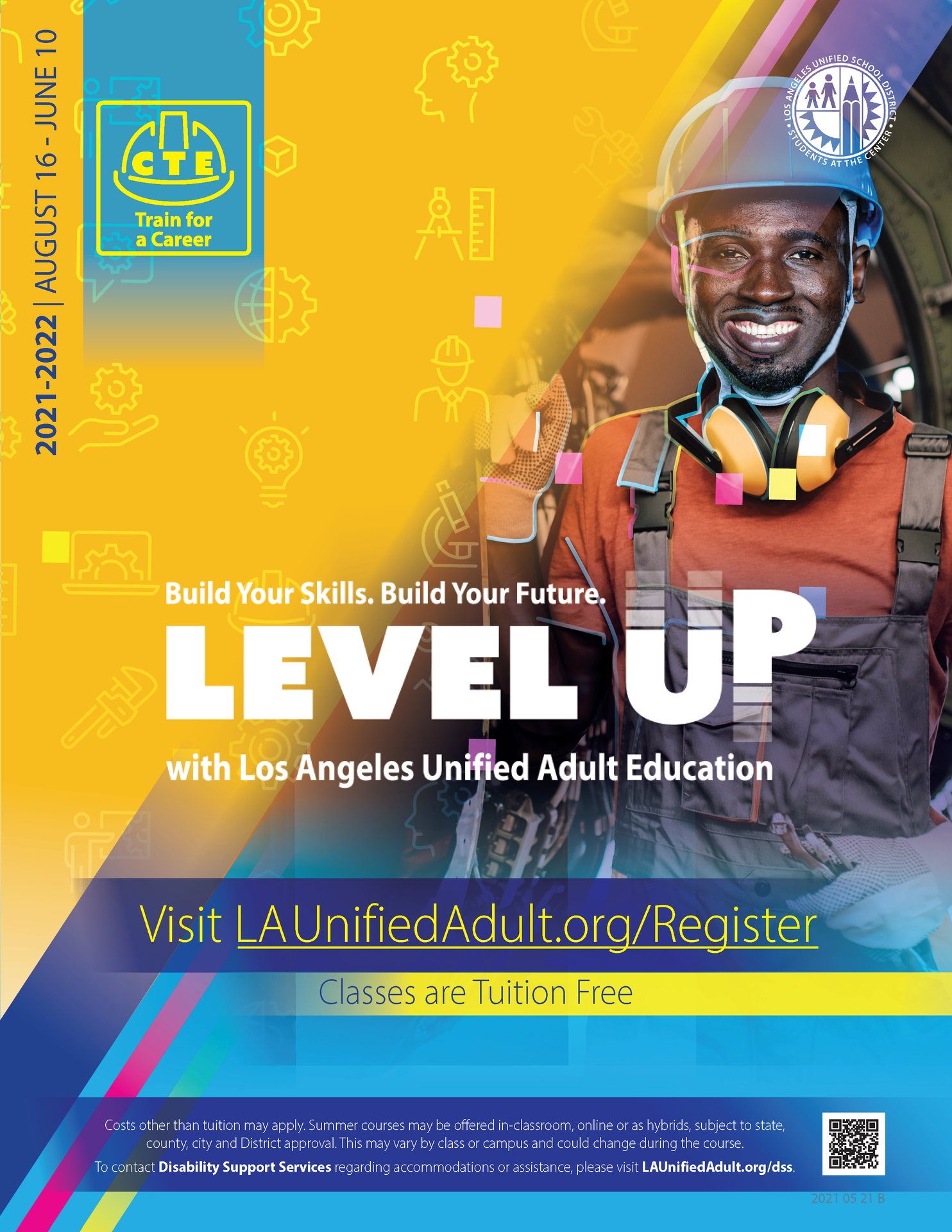 Career Technical Education Flyer - General - Cover 04