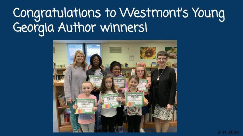 WES Young GA Authors