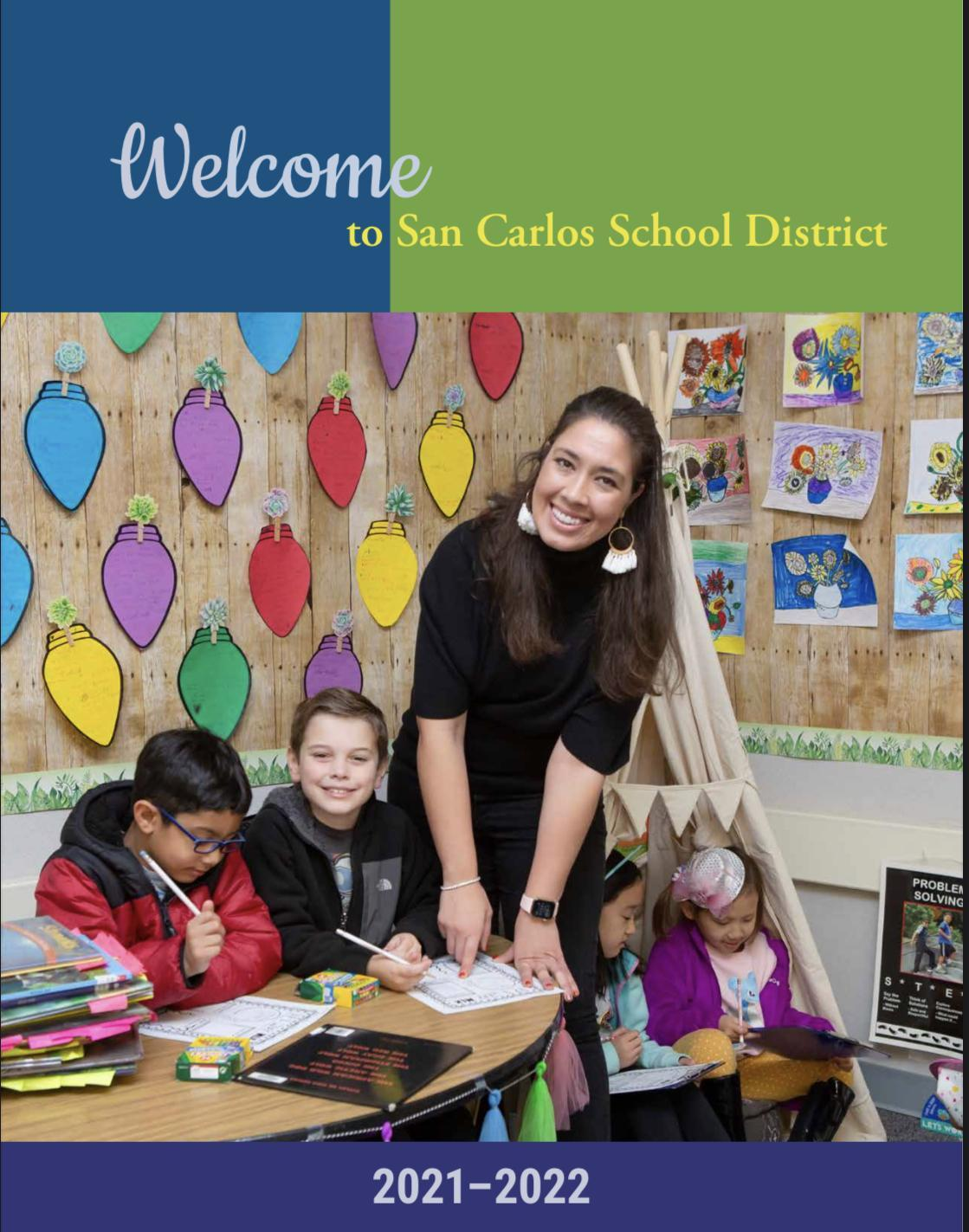 SCSD Welcome Handbook Image