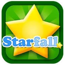 star fall icon/link