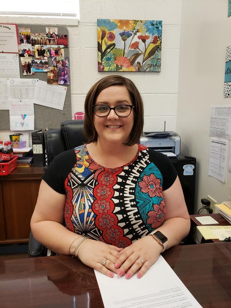 Mrs. Miller, Assistant Principal