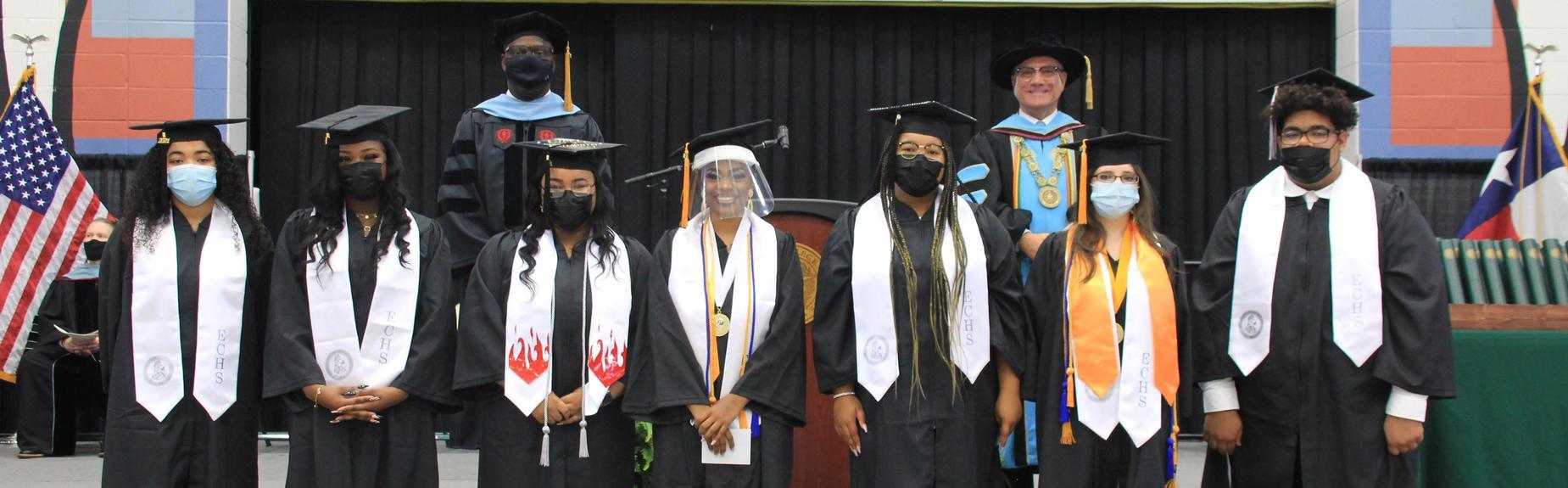 ECHS Cohort 2021 LSCO Graduates