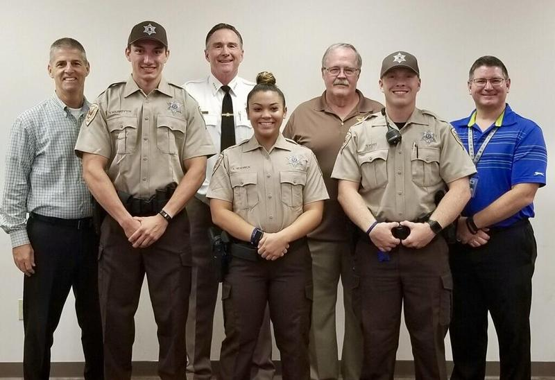 Grundy County Sheriff's Office Hires GAVC Alumni Featured Photo