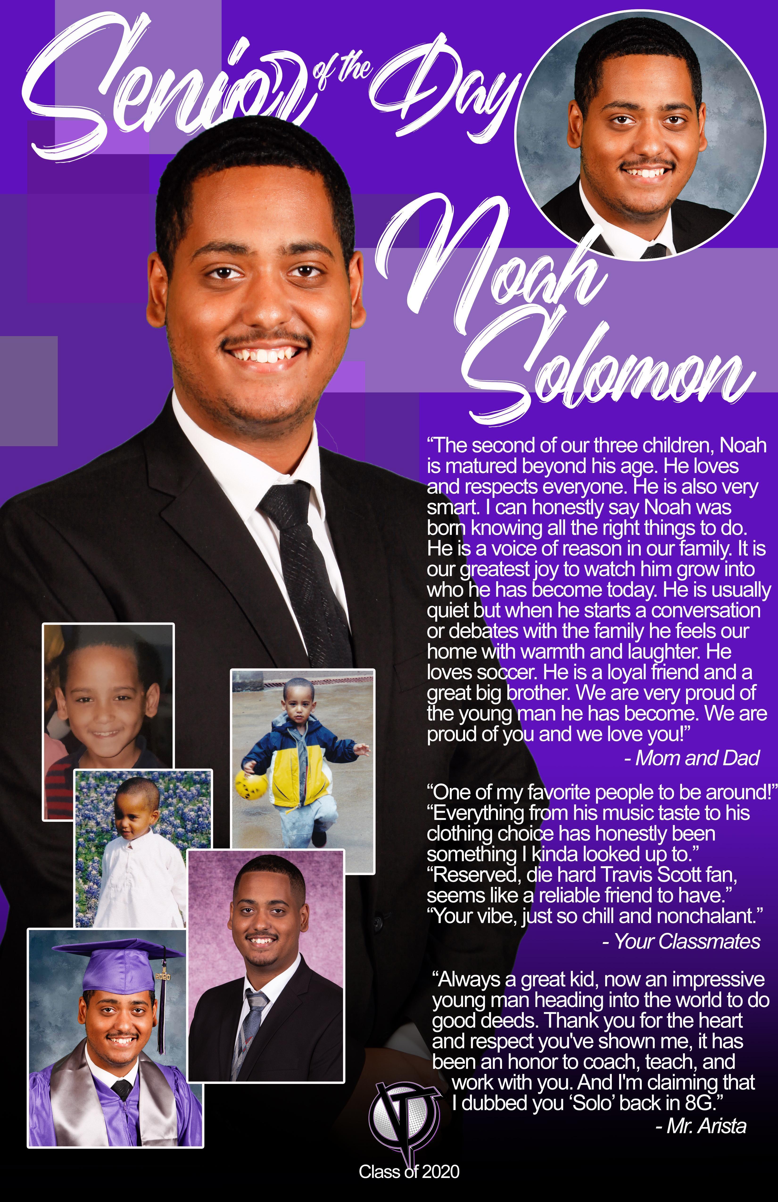 Noah Solomon