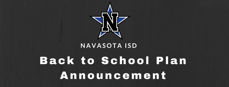 NISD RETURN TO SCHOOL ANNOUNCEMENT Featured Photo