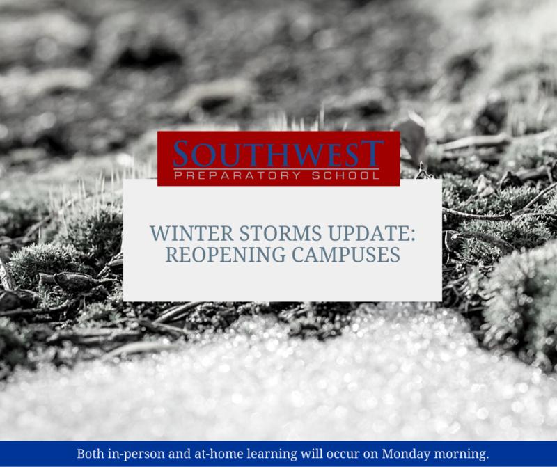 SWPREP Winter Storms Update Featured Photo