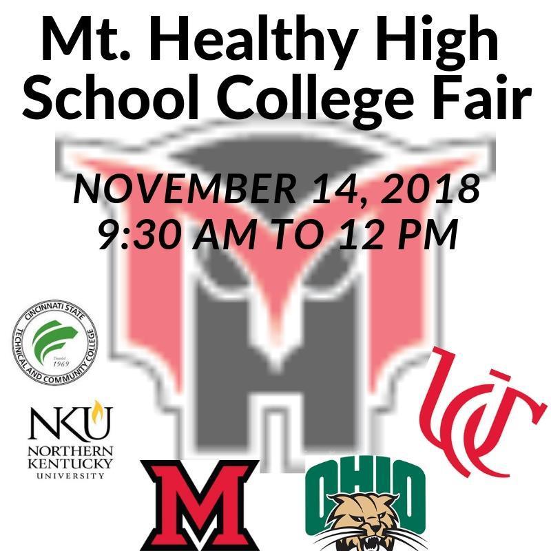 HS college fair