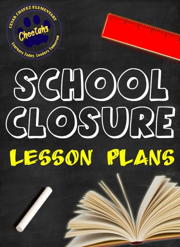 Lesson Plans / School Closure Featured Photo