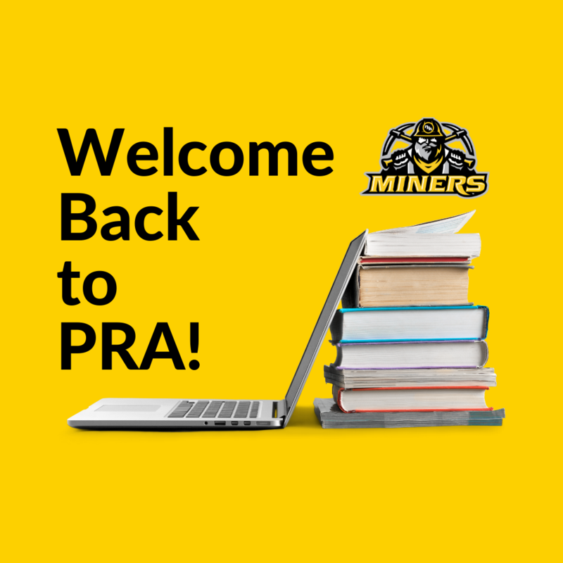 Welcome back to PRA