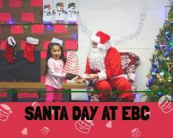 Santa Day at EBC Featured Photo