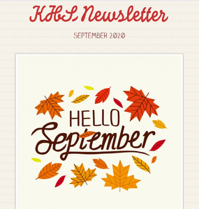 september newsletter from Mrs Cox.png