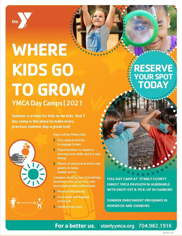 YMCA Summer Camp Opportunities Featured Photo