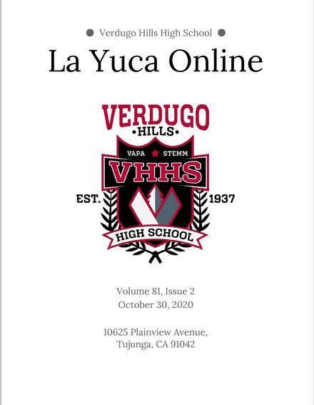 La Yuca October 2020
