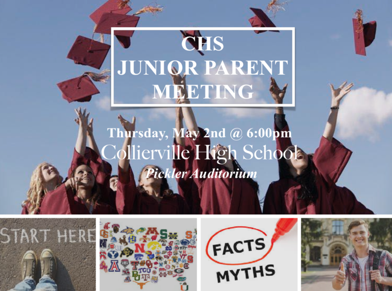 May 2nd Junior Parent Meeting Information Featured Photo