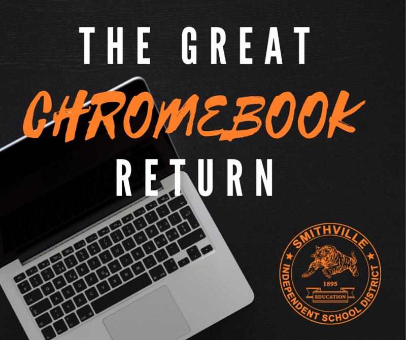 SISD Chromebook Return Information