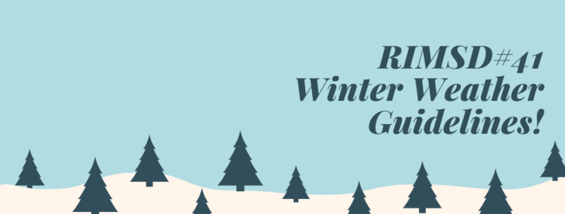 Winter Weather Guidelines Featured Photo