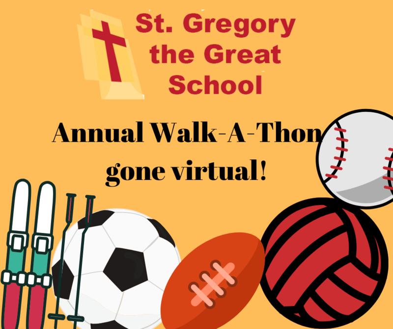 Virtual Walk-A-Thon! Featured Photo