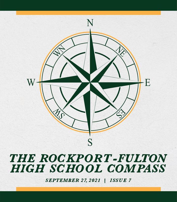 The Rockport-Fulton High School Compass