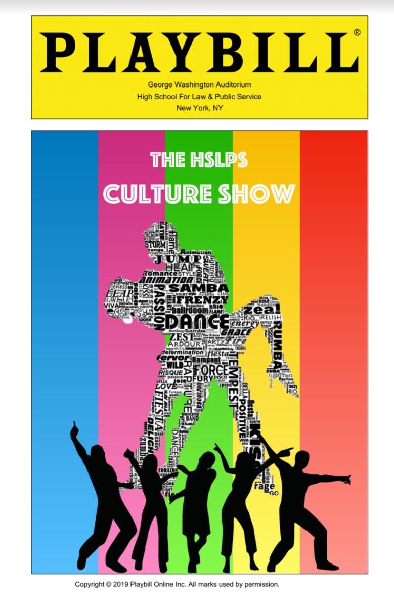 HSLPS Culture Show Playbill