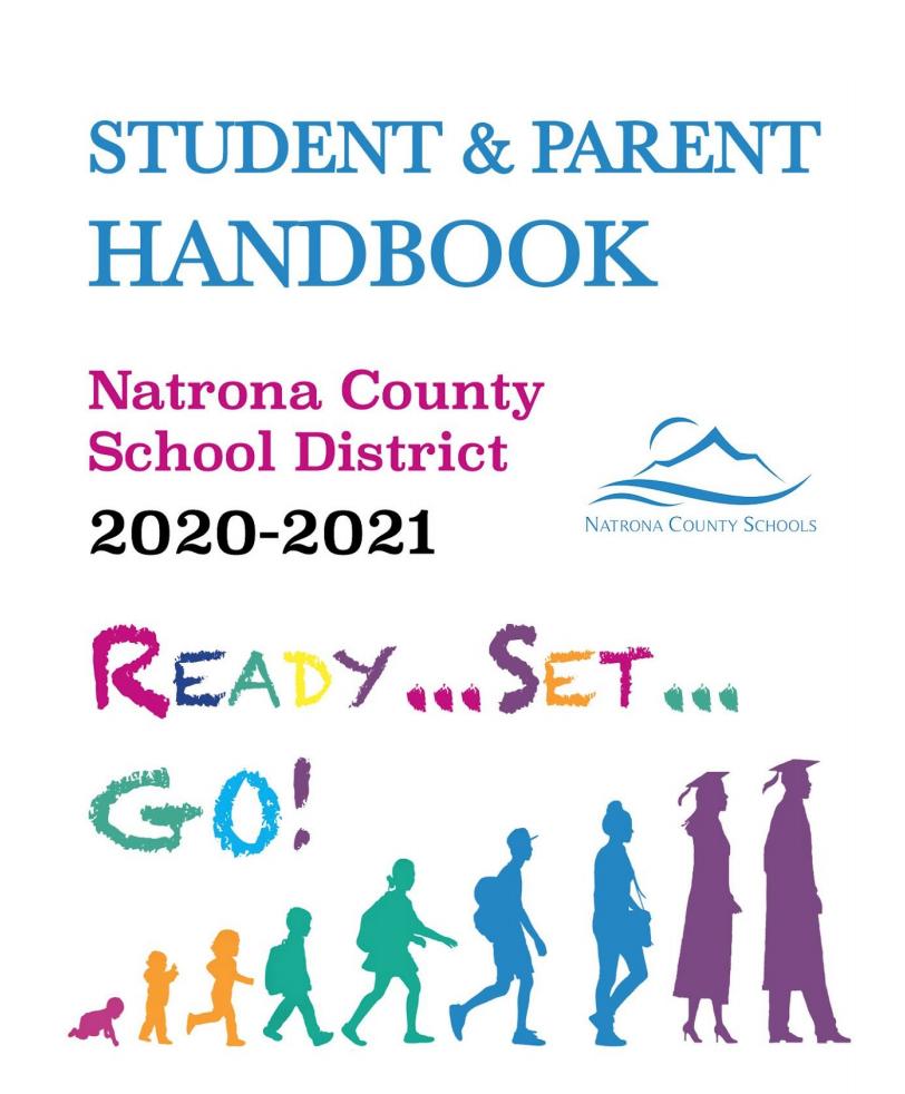 Parent/Student Handbook cover