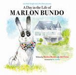 Cover for the book A Day in the Life of Marlon Bundo
