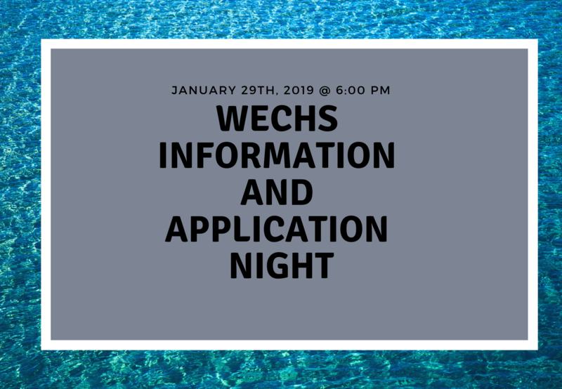 WECHS Information and Application Night Thumbnail Image