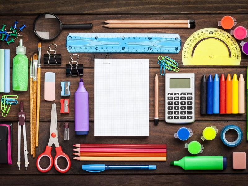 2020-21 School Supply Lists Featured Photo