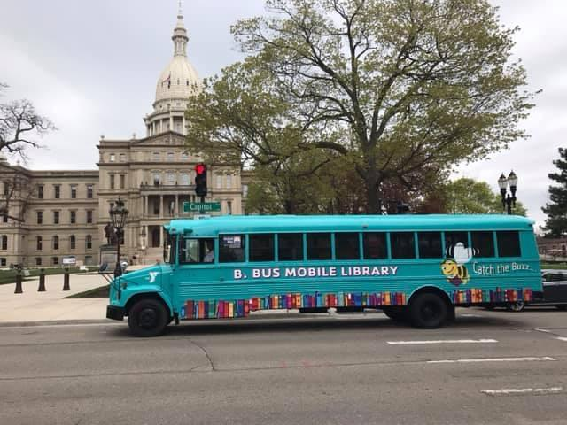 B. Bus at the State Capital
