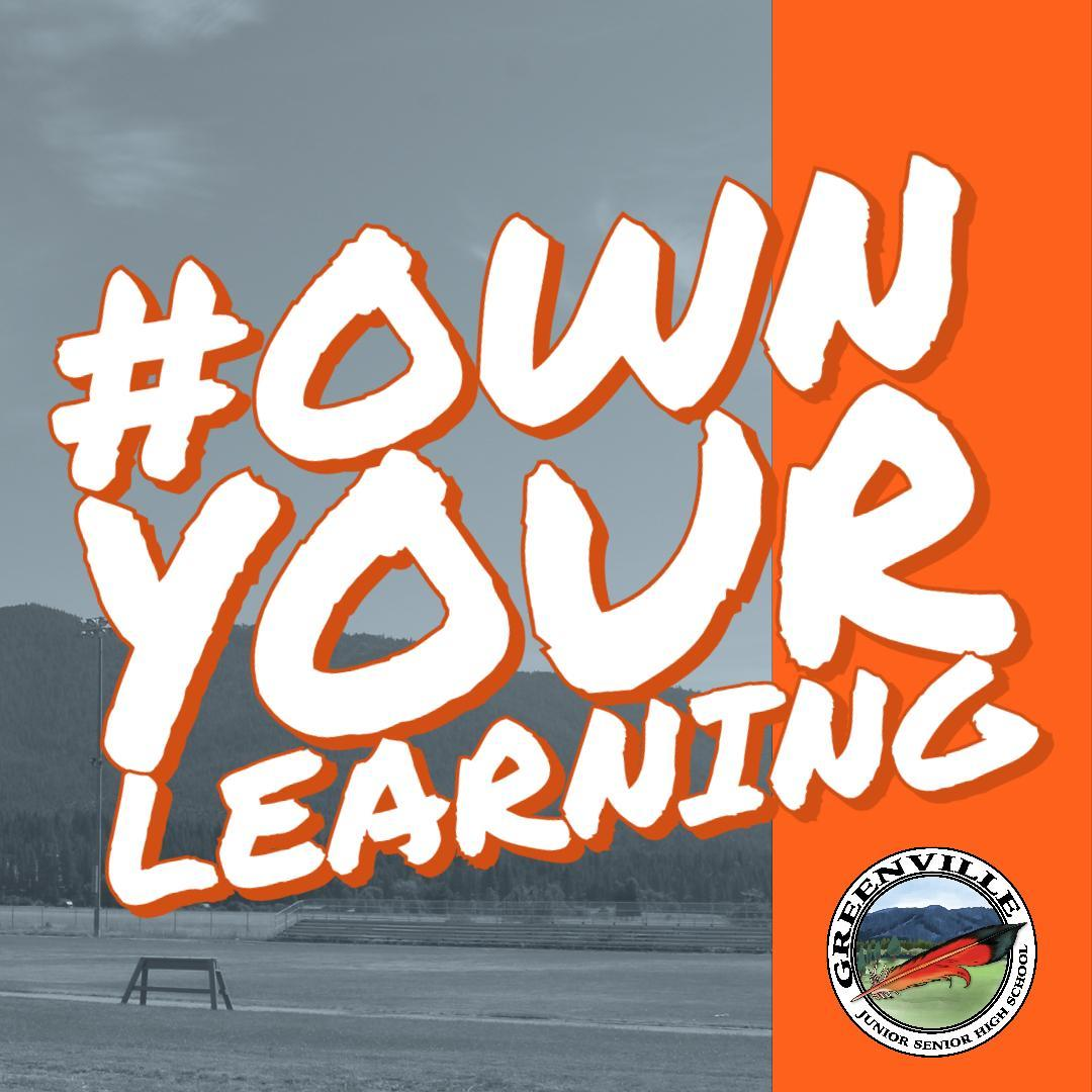 Own your learning