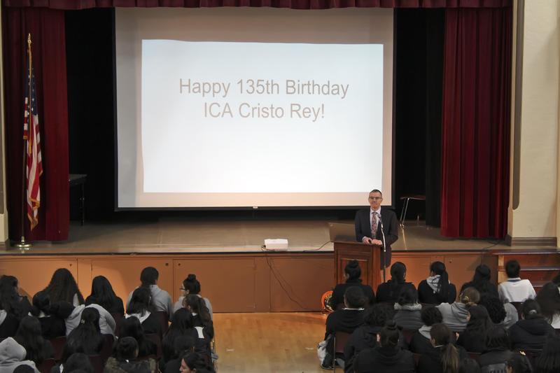 Happy B-Day ICA Cristo Rey