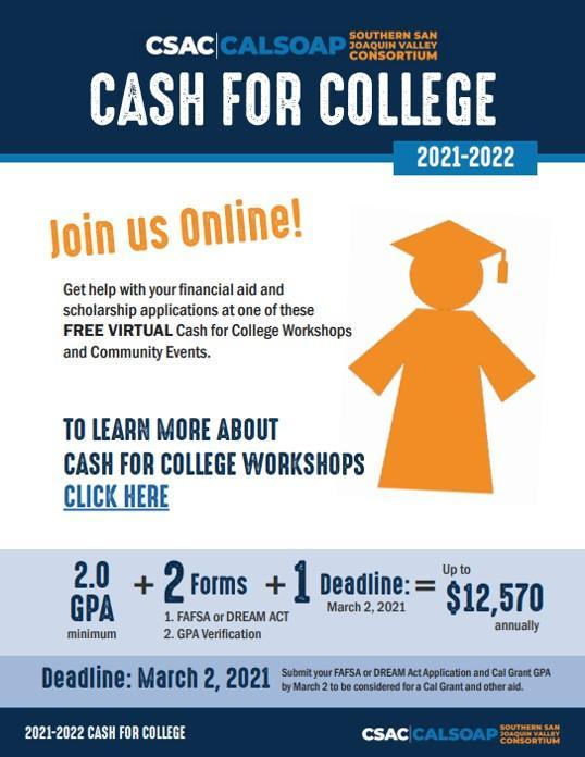 Cash4college banner