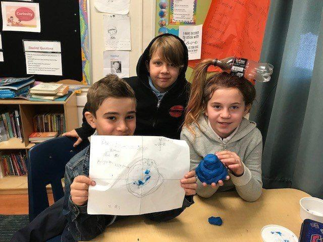 Students Make Earth Maps Featured Photo