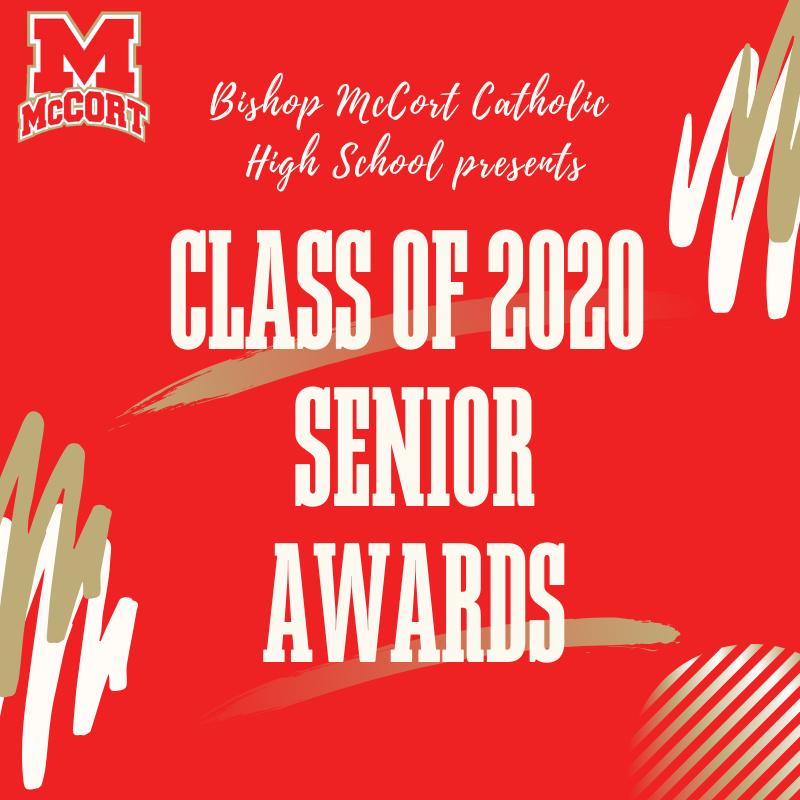 CLASS OF 2020 SENIOR AWARDS Thumbnail Image