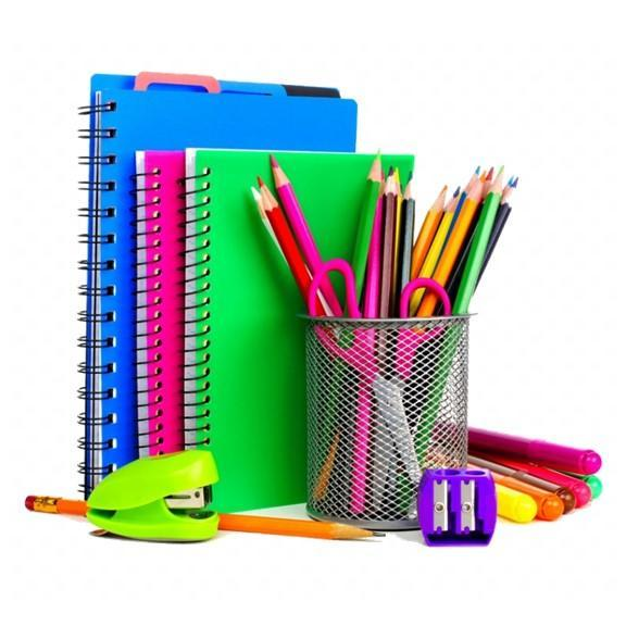 School Supply List Available for Jr. High & High School Students Featured Photo