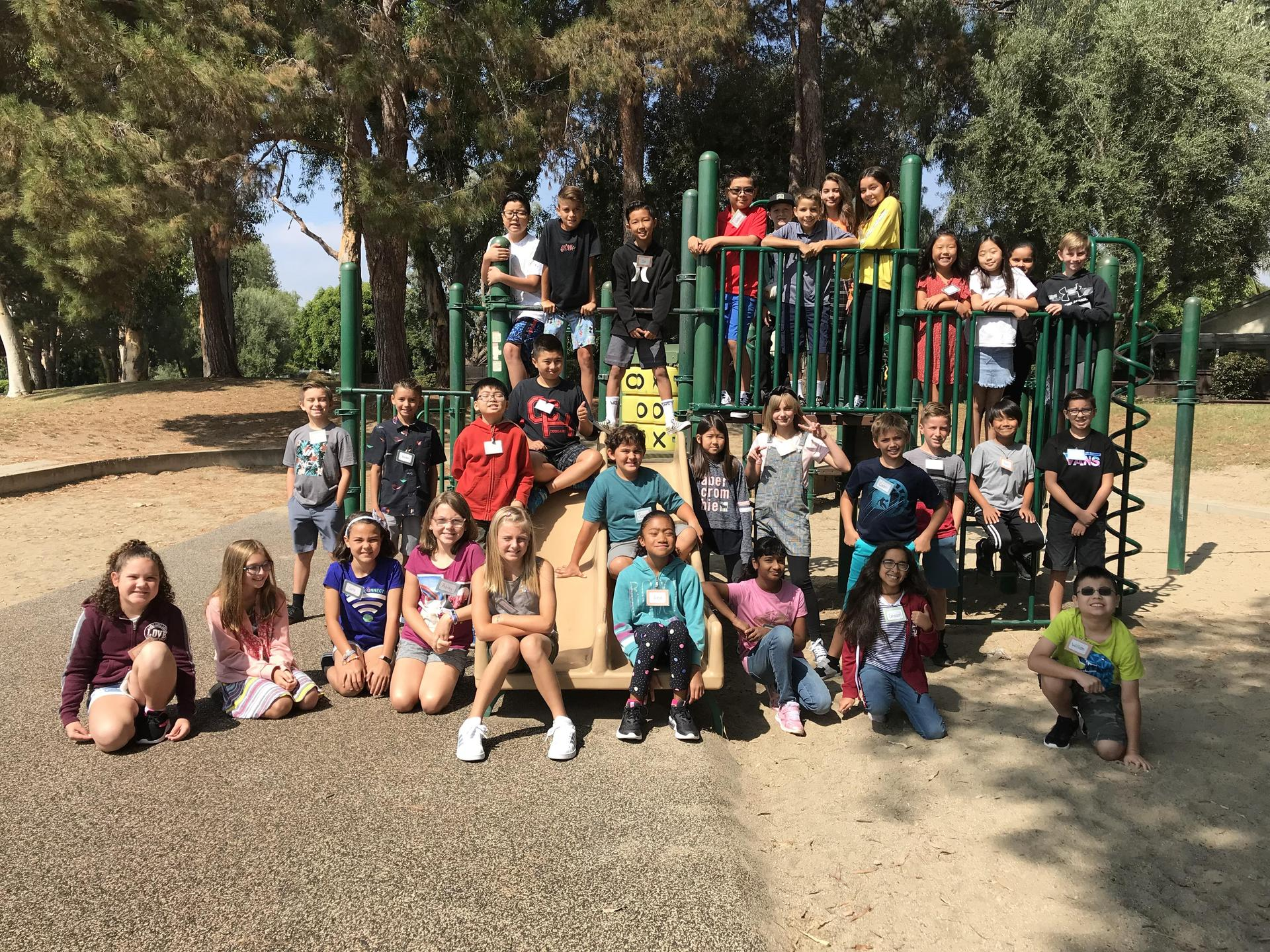 Awesome Fifth Graders