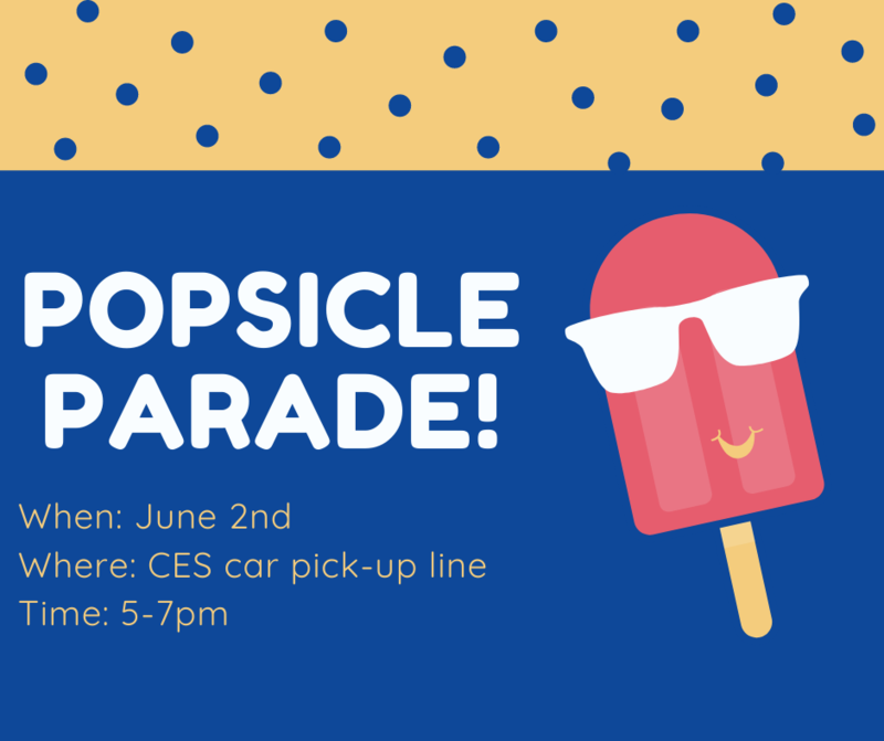 Popsicle Parade!! Featured Photo