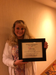 Karen Leigh Elementary PE Teacher of the Year!